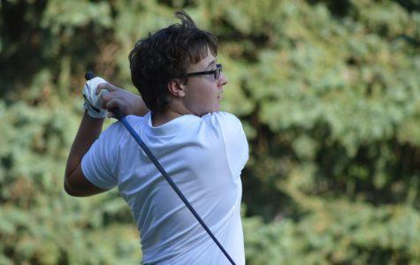 Boys' Golf shoots for birdie in the postseason