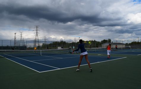 Girls' Tennis aces at the DuPage Valley Conference tournament