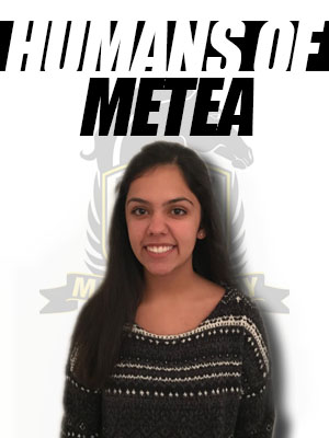 Humans of Metea: Abi Bradshaw