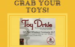Key Club hosts annual Toy Drive