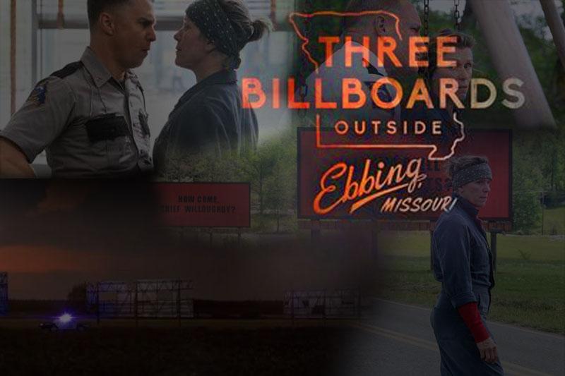 movie review with brandon yechout � three billboards