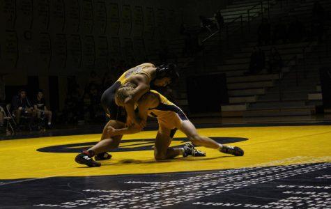 Boys' Wrestling starts season with positive mindset