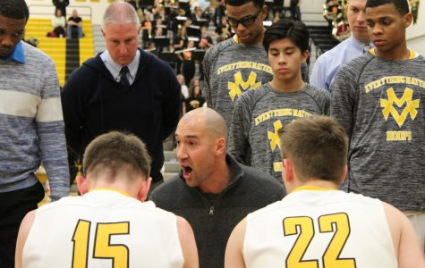 Boys' Basketball takes loss against Naperville North