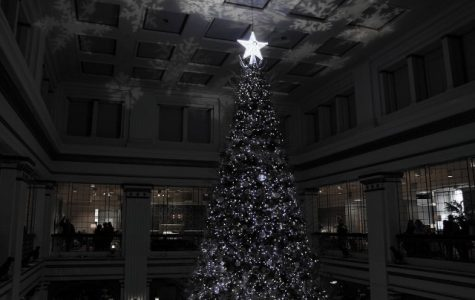 The holiday season brings beautiful tradition to the city