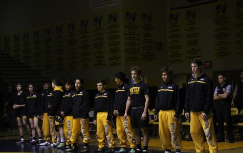 Wrestling moves on to postseason after conference