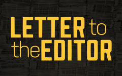 Letter to the Editor: Speak up about sexual harassment