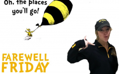Farewell Friday: Kaylie Clay, University of Iowa