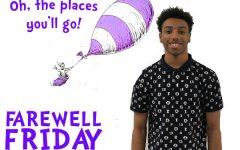Farewell Friday: Isaiah Spence