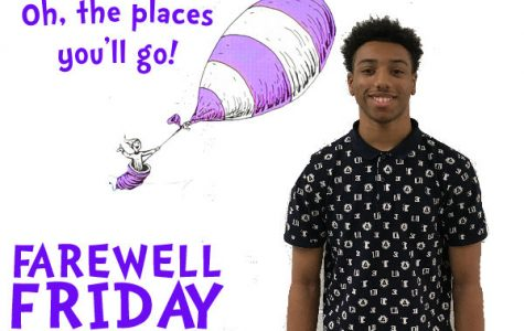 Farewell Friday: Isaiah Spence