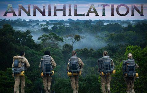 Movie Review with Brandon Yechout – Annihilation