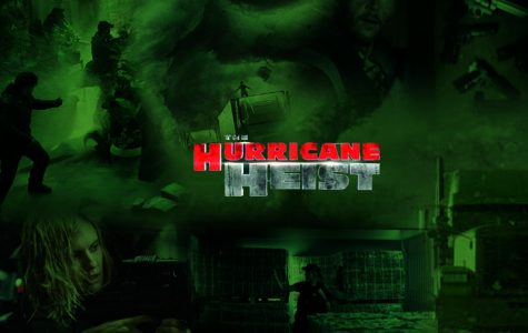 'The Hurricane Heist' is a category 5 disaster