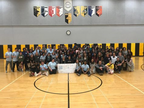 Students start club that helps make a difference