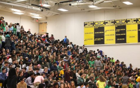 Spirit week pep assembly canceled