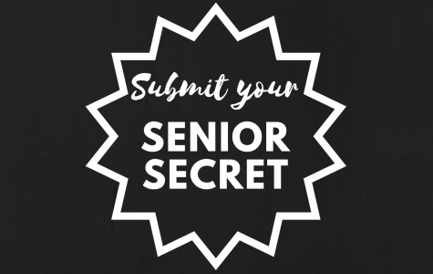 "Submit your ""Senior Secret"""