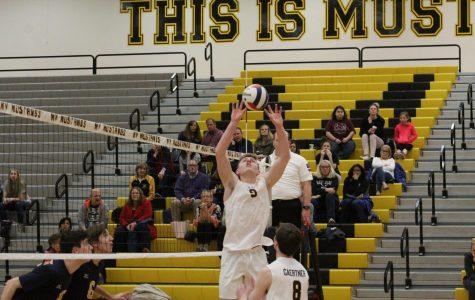 Boys' Volleyball takes conference win over Neuqua