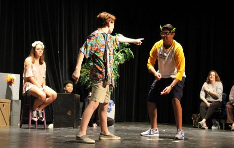 Gallery: Mustang Improv Show