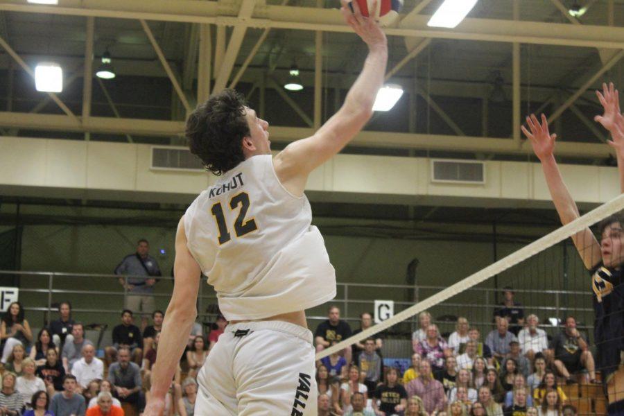 Boys' Volleyball record season comes to a close