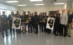 Unified basketball team receives mayoral recognition