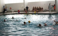 Water Polo hosts Mustang Varsity Tournament in preparation for Sectionals