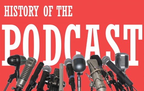 The history of the podcast
