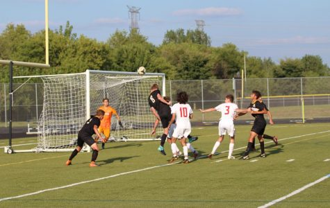 Boys' Soccer takes first win of the season