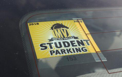 Deans crack down on parking pass violators