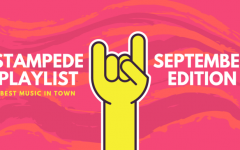 Stampede Staff Playlist: September Edition