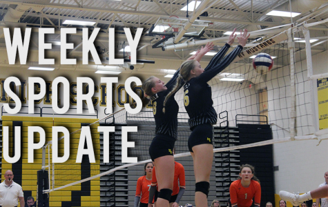 Weekly Sports Update: 9/17-9/22