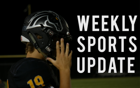 Weekly Sports Update 10/1-10/6