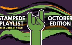 Stampede Staff Playlist: October Edition