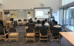 Junior English Classes Present and Discuss Community Issues
