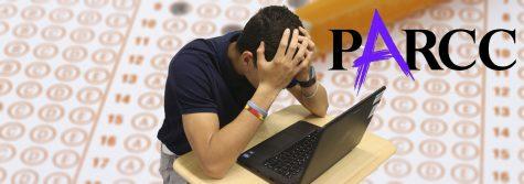 PARCC presents the problem with points