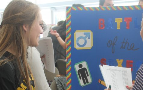 Psych fair tests students' smarts