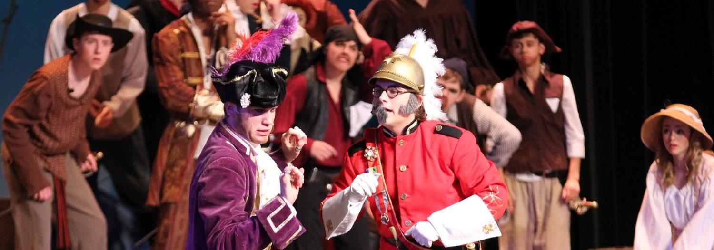 Theatre takes heart in a successful first operetta