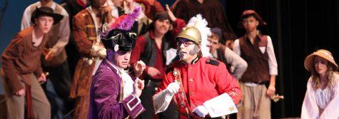 Theatre 'takes heart' in a successful first operetta