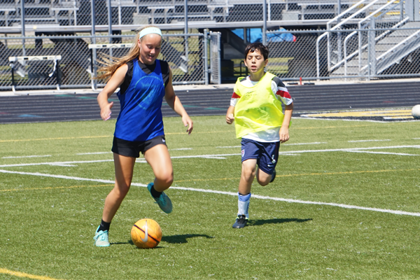 Student Athlete Leadership Team creates new opportunities for athletes