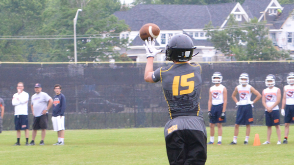 Football proves themselves in 7 on 7