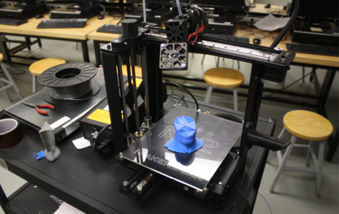 3-D printing paving students' next step in technology