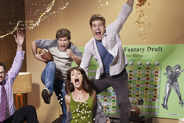 Breaking down the stereotypes of fantasy football