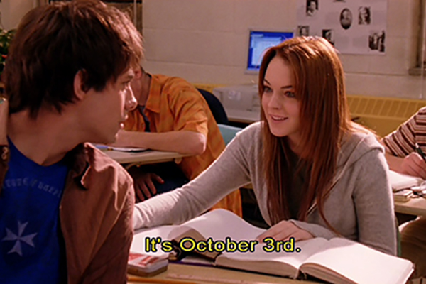 What day is homecoming?