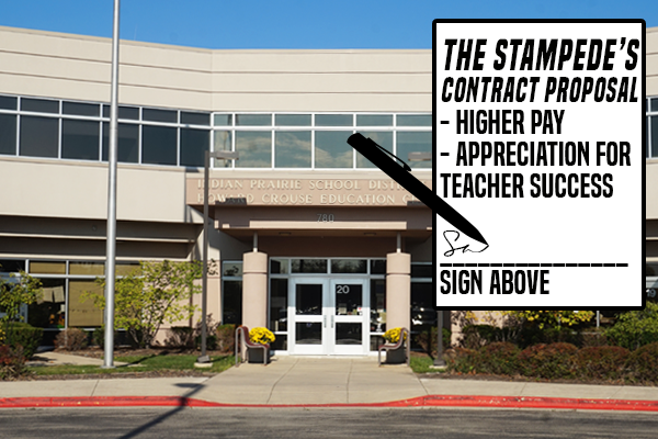Editorial: Teachers deserve higher pay with third contract