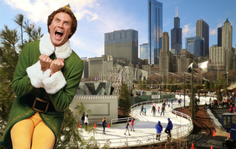 Things to do being home for the holidays in Chicago