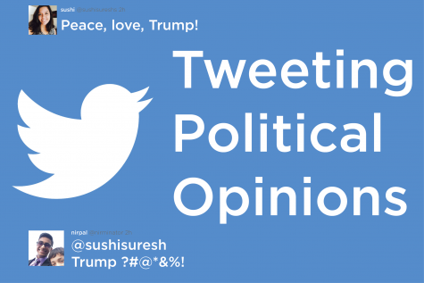Is tweeting the appropriate way to talk politics?