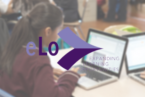 eLo gives students useful and unique online learning experience