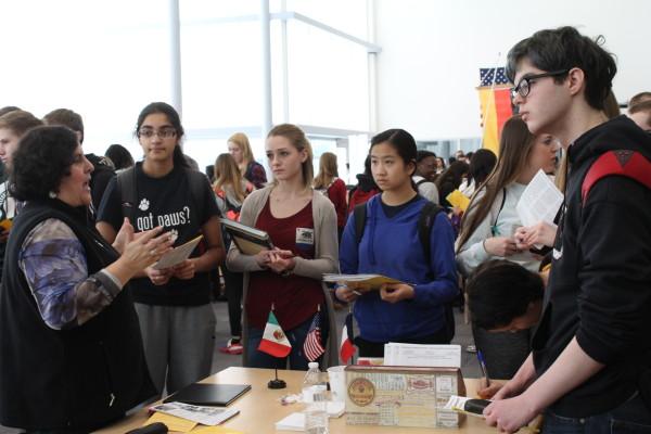 World language fair showcases benefits of learning a new language