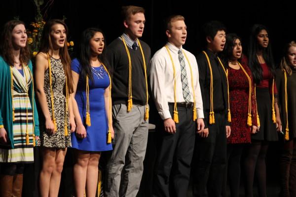 Seniors recognized for academic achievement at Indian Prairie Scholars