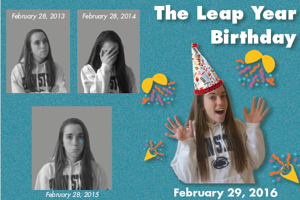 Leap Day marks a rare, special day in history and in the lives of many