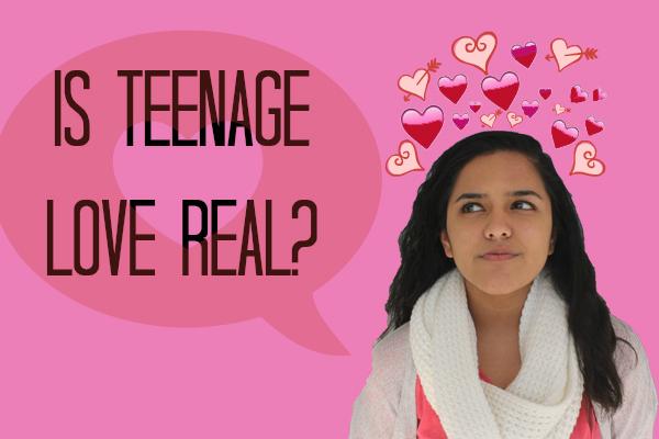 Sushi deliberates the validity of teenage love