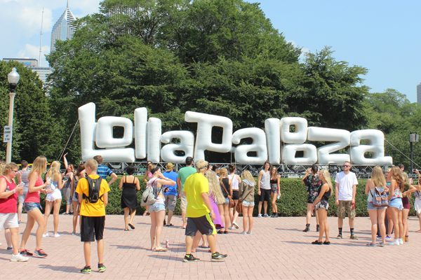 Questioning the fun of four days of Lolla