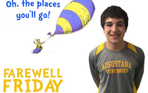 Farewell Friday: Jordan Hawk, Augustana College